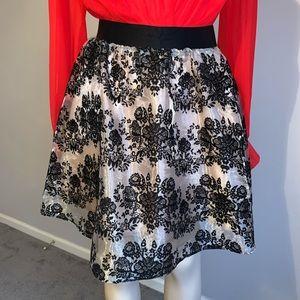 Express Vintage skirt